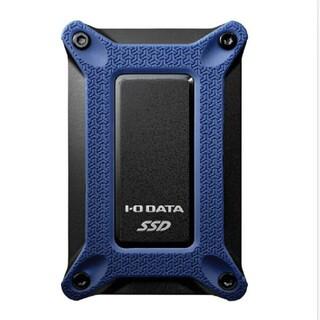 IODATA - アイオーデータ ポータブルSSD 500GB