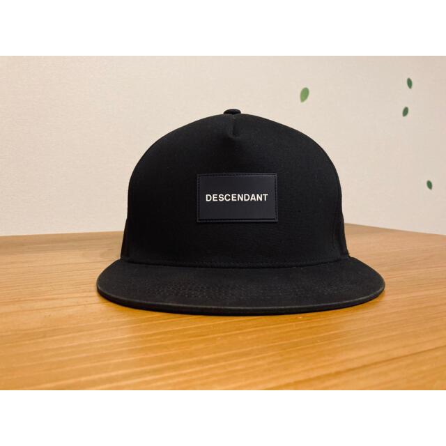 W)taps(ダブルタップス)の【美品】DESCENDANT CAP メンズの帽子(キャップ)の商品写真