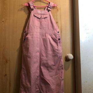 ピンクハウス(PINK HOUSE)のピンクハウス オーバーオール風スカート(サロペット/オーバーオール)