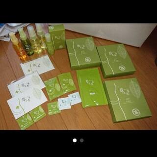 ソウカモッカ(草花木果)の草花木果セット未使用から使用したものまで✡.*(化粧水/ローション)