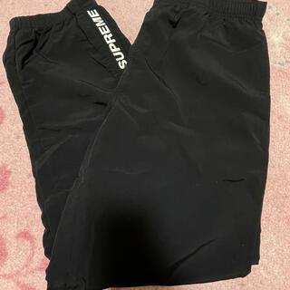 Supreme - supreme warm up pant black Mサイズ