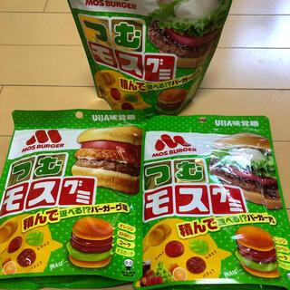 ユーハミカクトウ(UHA味覚糖)のUHA味覚糖 モスバーガー コラボグミ 大容量(菓子/デザート)