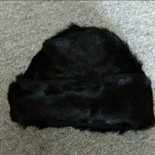 プラダ(PRADA)のPRADA ミンク 帽子(帽子)