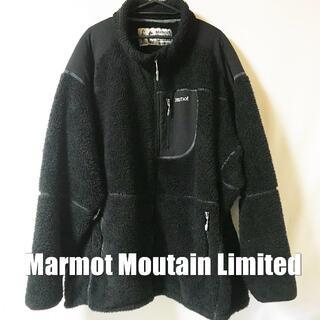 MARMOT - 【Marmot Mountain】マーモット ボアフリースジャケット