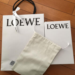 ロエベ(LOEWE)のLOEWE(ロエベ)ショップバック(ショップ袋)