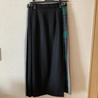 オニール(O'NEILL)のオニールオブダブリン キルトスカート IENA別注 サイズ10(ロングスカート)