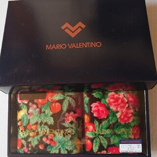 マリオバレンチノ(MARIO VALENTINO)のMARIO VALENTINO タオルセット(タオル/バス用品)