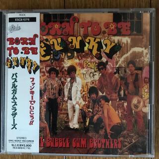 Born to be funky バブルガムブラザーズ(ポップス/ロック(邦楽))