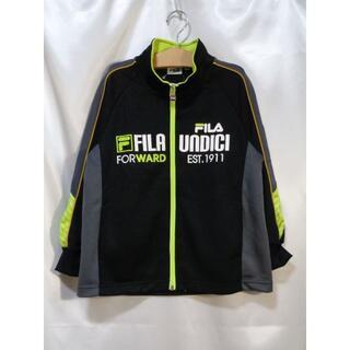 フィラ(FILA)の<№3701>(130cm)☆★☆FILA(フィラ)☆ジャージジャケット(ジャケット/上着)