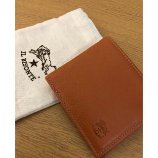 イルビゾンテ(IL BISONTE)のSALE 新品未使用 イルビゾンテ 二つ折財布 ウォレット サイフ(折り財布)