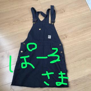 チャムス(CHUMS)のCHUMS オーバーオールスカート(その他)