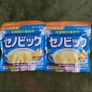 ロートセイヤク(ロート製薬)のセノビック ポタージュ味 2袋(その他)