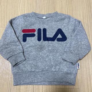 FILA - FILA トレーナー