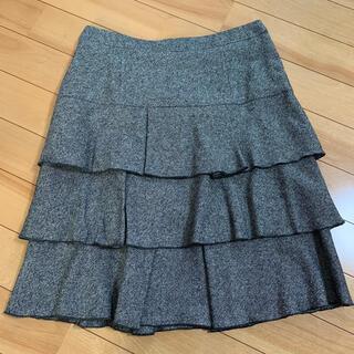 ルスーク(Le souk)のルスーク スカート 34(ひざ丈スカート)