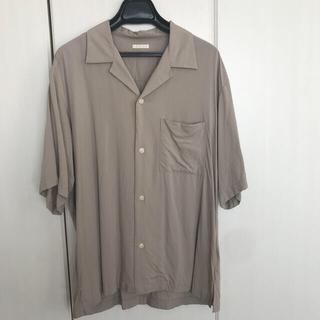 GU - オープンカラーシャツ