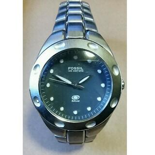 FOSSIL blue 腕時計【未使用品】