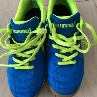 ヒュンメル(hummel)のHUNNEL サッカーシューズ サイズ20(シューズ)