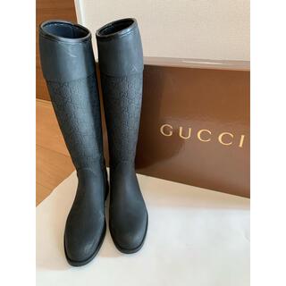 Gucci - グッチ☆レインブーツ