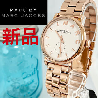 MARC BY MARC JACOBS - 168 マークジェイコブス時計 新品未使用品 新品電池 レディース腕時計