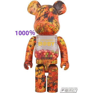 BE@RBRICK MY FIRST  B@BY AUTUMN LEAVES(その他)