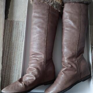 イング(ing)のingのロングブーツ 23.5センチ(ブーツ)