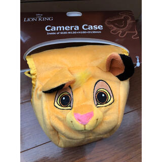 Disney - ライオンキング ディズニー カメラケース カメラバッグ 新品