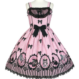Angelic Pretty - Cinema Doll JSK