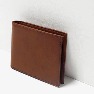 ザラ(ZARA)のZARA 新品 レリーフ加工入ウォレット(折り財布)