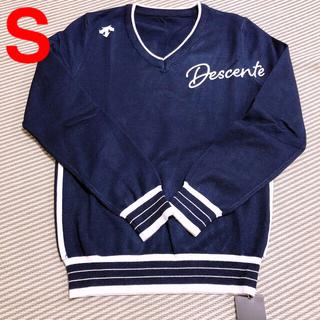 デサントゴルフウェアレディースニットセーター