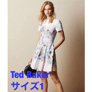 テッドベイカー(TED BAKER)のTed Baker ワンピース サイズ1(ミニワンピース)