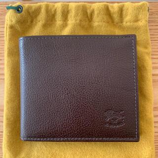 イルビゾンテ(IL BISONTE)のIL BISONTE 二つ折り財布(折り財布)