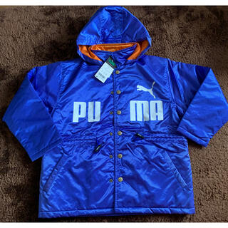 プーマ(PUMA)のPUMA フード付きジャンパー size150 未使用(ジャケット/上着)