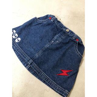 ベビードール(BABYDOLL)のBABYDOLL☆デニムスカート120cm(スカート)
