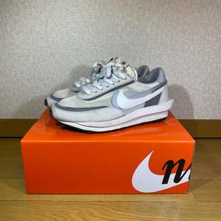 サカイ(sacai)のsacai Nike waffle サミットホワイト(スニーカー)