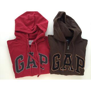 GAP - GAP パーカー 2枚セット ZARA ニット セーター カーディガン