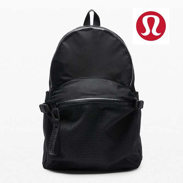 lululemon(ルルレモン)の新品 ルルレモン All Hours バックパック ブラック リュック 27ℓ レディースのバッグ(リュック/バックパック)の商品写真