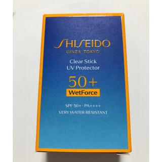 シセイドウ(SHISEIDO (資生堂))の資生堂 クリアスティック UVプロテクター (日焼け止め/サンオイル)