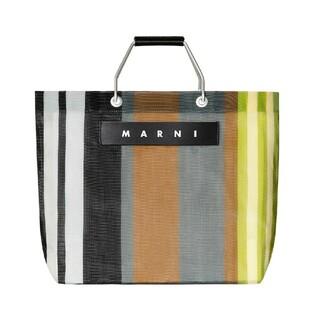 マルニ(Marni)のMARNI ストライプバッグ 新品未使用 新色 2020(ハンドバッグ)