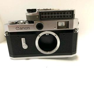 キャノン Canon P レンジファインダー ボディ