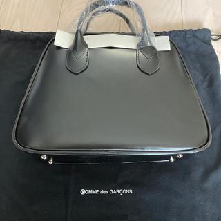 コムデギャルソン(COMME des GARCONS)の青山バッグ コムデギャルソン 台形バッグ(ハンドバッグ)