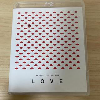 """ジャニーズ(Johnny's)のARASHI Live Tour 2013""""LOVE"""" Blu-ray(ミュージック)"""