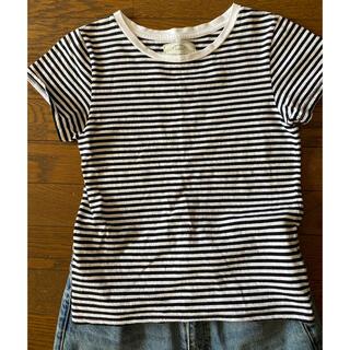 Ungrid - アングリッド ボーダーTシャツ