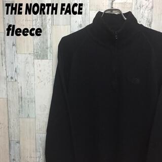 ザノースフェイス(THE NORTH FACE)の古着 ノースフェイス ニット トレーナー 刺繍ロゴ XL ビッグシルエット(ニット/セーター)