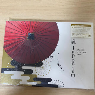 ジャニーズ(Johnny's)のARASHI LIVE TOUR 2015 Japonism Blu-ray(ミュージック)