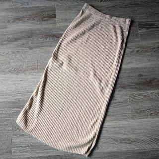 トゥモローランド(TOMORROWLAND)のギャルリーヴィー GALERIE VIE スカート 18700円(ロングスカート)