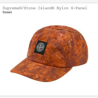Supreme - Supreme × Stone Island Nylon 6-Panel 帽子