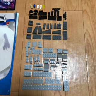 レゴ(Lego)のLEGO 3585 & 8321 マニュアル、レゴパーツ セット(その他)