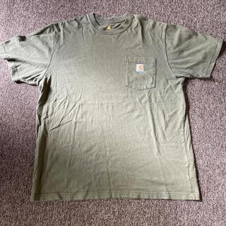 carhartt - carhartt 半袖ポケットTシャツ