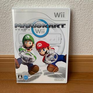 ウィー(Wii)のマリオカート Wii(家庭用ゲームソフト)
