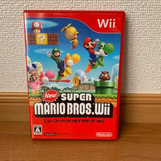 ウィー(Wii)のマリオWii (家庭用ゲームソフト)